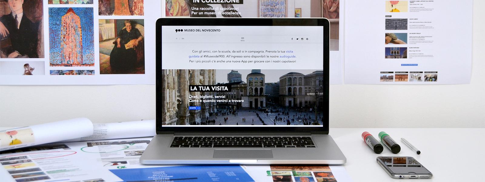 Il nuovo website è online!